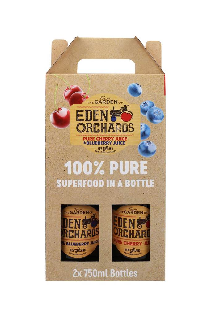 Eden Orchards 伊甸莊園果汁 禮盒組