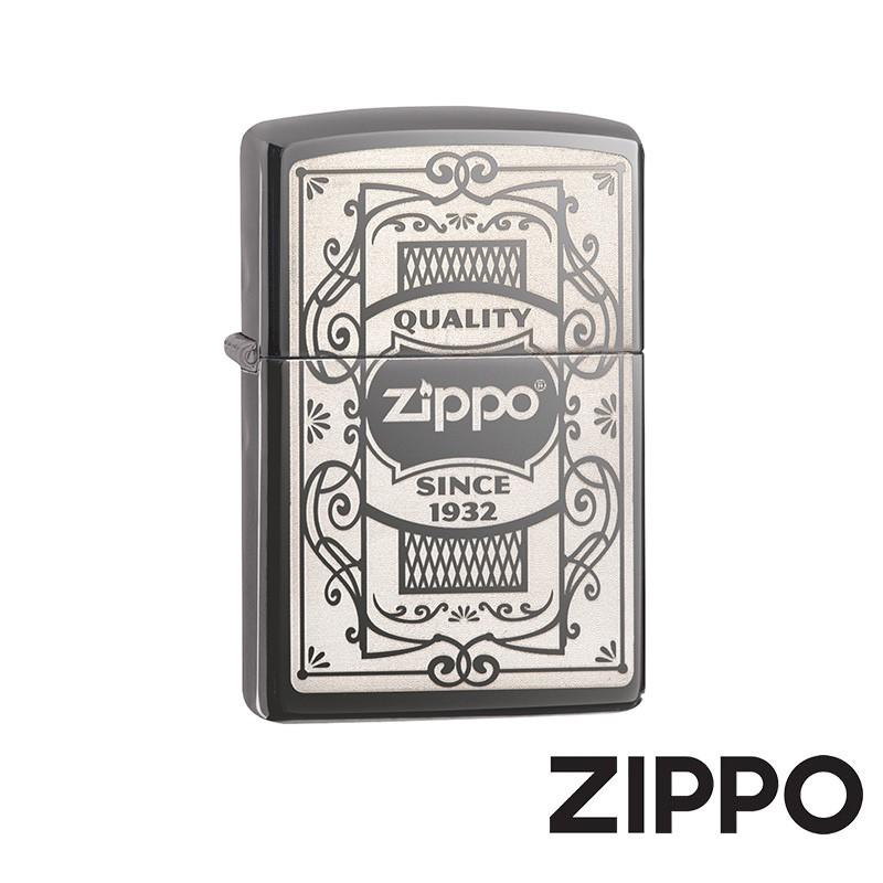 ZIPPO 高品質Zippo防風打火機 美國設計 29425
