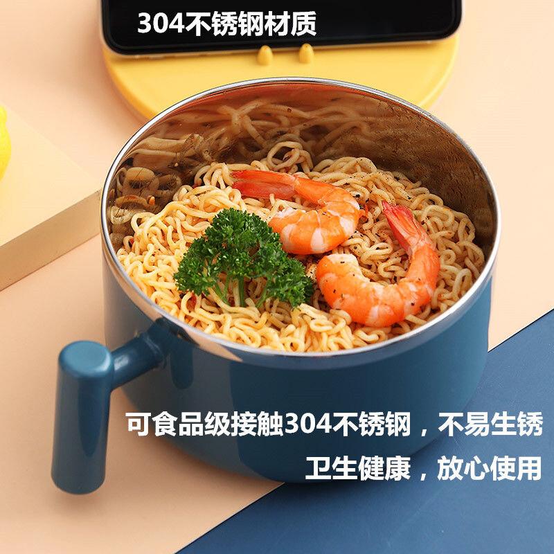 網紅日式帶把餐具大碗套裝