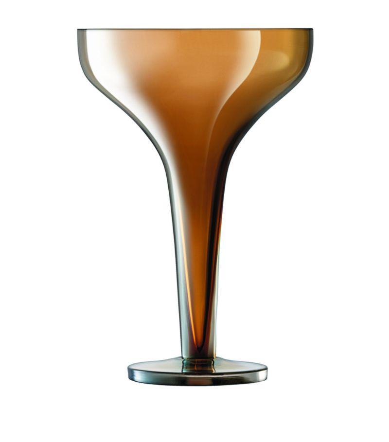 Lsa International Set Of 2 Epoque Champagne Saucer (150Ml)