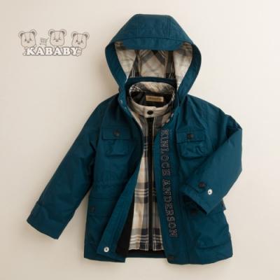 【金安德森】KA透氣防濕兩件式組合保暖外套 (共二色)