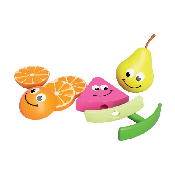美國 FatBrain 水果好朋友 感統玩具|益智玩具【麗兒采家】