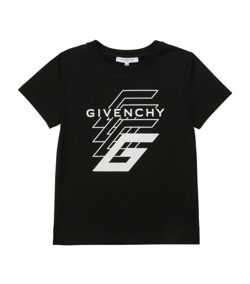Givenchy Kids 4G Logo T-Shirt (4-14 Years)
