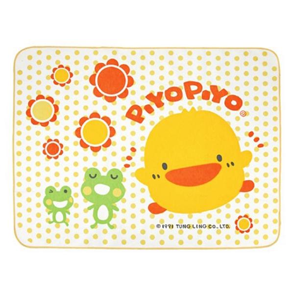 PiYo黃色小鴨-防水保潔墊(810650)[衛立兒生活館]