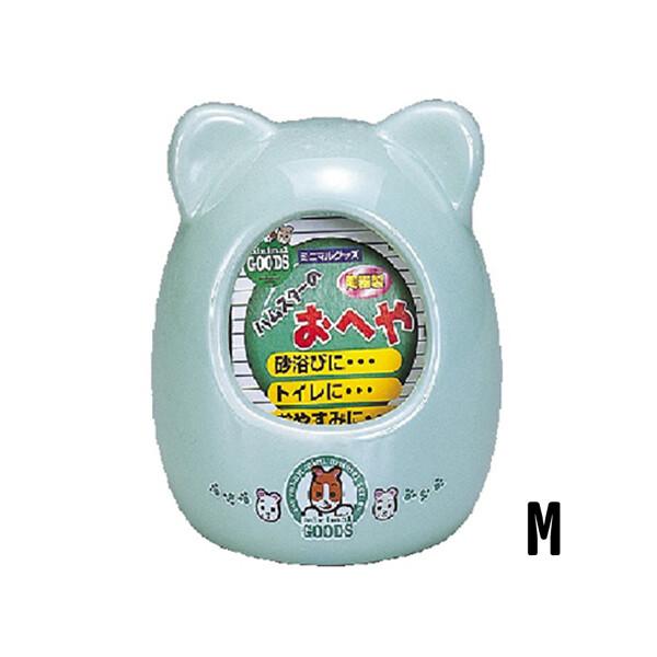 日本marukan 鼠鼠陶瓷小別墅 倉鼠陶瓷屋m(80490733
