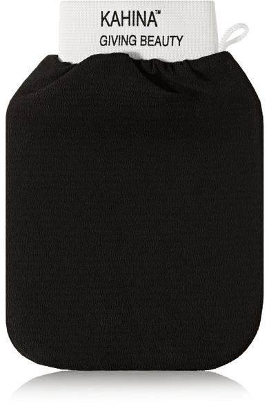 Kahina Giving Beauty - 【net Sustain】kessa 去角质手套(色号:black) - 黑色 - one size
