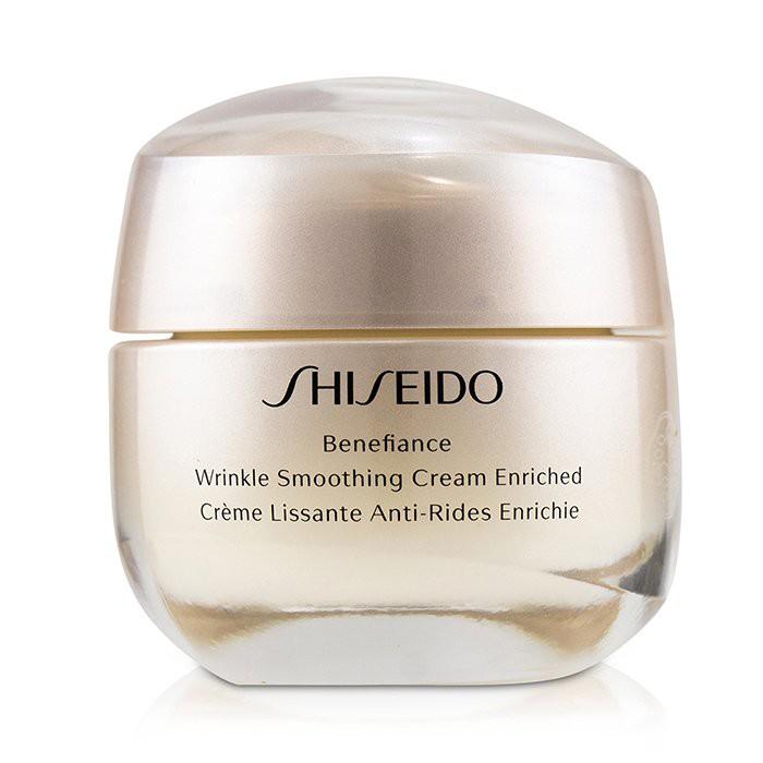 資生堂 - Benefiance Wrinkle Smoothing Cream Enriched