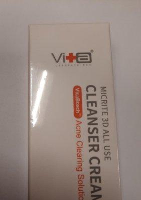 薇佳 微晶3D全能洗顏霜(VitaBtech升級版)