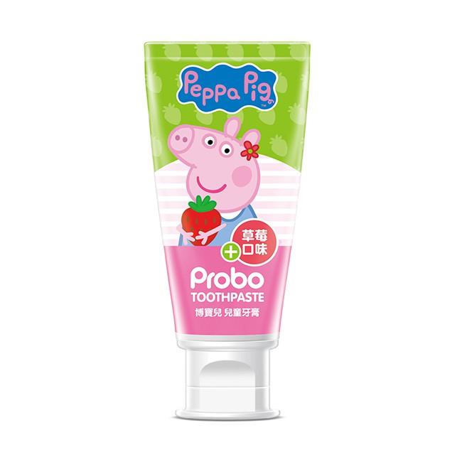 博寶兒佩佩豬兒童牙膏-草莓口味【康是美】