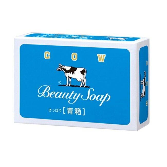 牛乳石鹼牛乳香皂(藍盒)85g