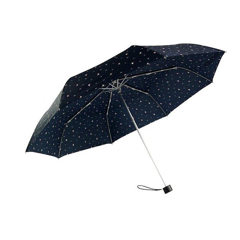 Boy 三折超輕大傘面晴雨傘 - TW3007F 小島旅行