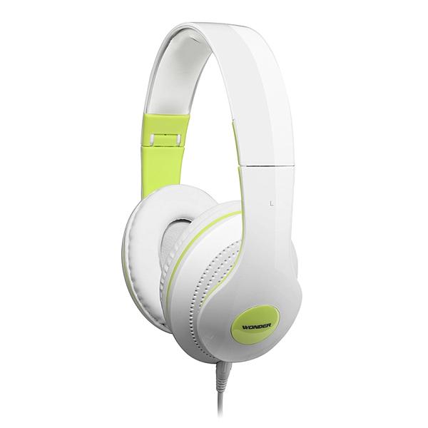 旺德 高音質頭戴式折疊耳機 WA-E13H 【福利品九成新】-顏色隨機出貨