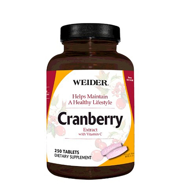 [COSCO代購] W401408 Weider 威德 蔓越莓錠 250錠