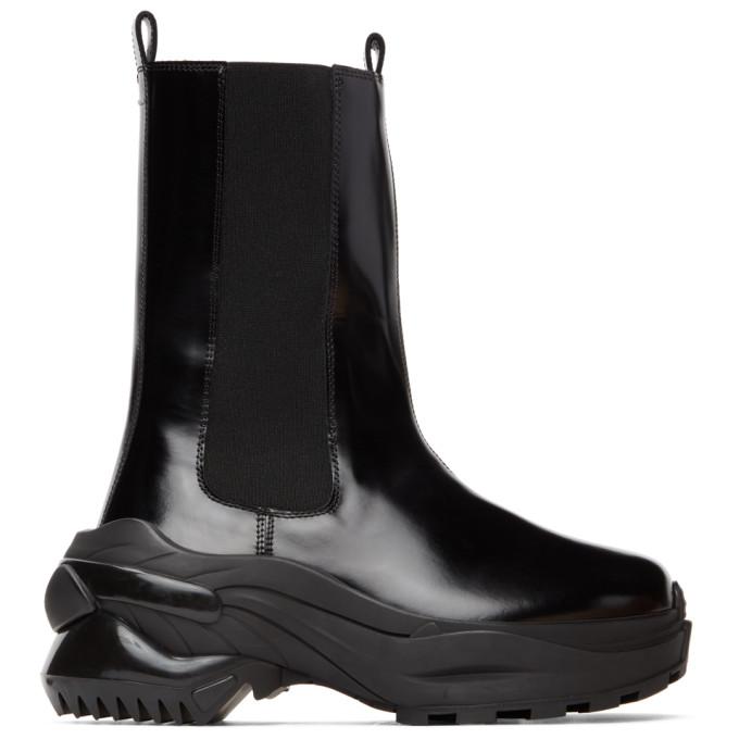 Maison Margiela 黑色 Retro Fit 军靴