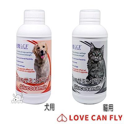 Love Can Fly 樂健飛 寵物關節骨骼葡萄糖胺液500ml