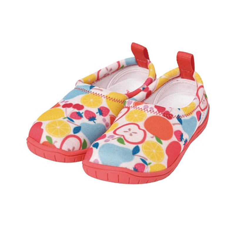 兒童休閒機能鞋「ISEAL VU系列」-熱帶水果 14cm