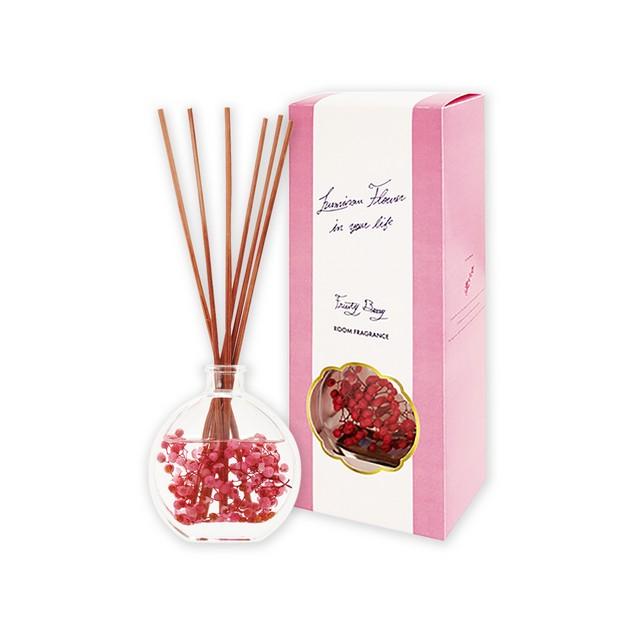 Luminous乾燥花香氛擴香瓶(100ml/瓶)野莓漿果