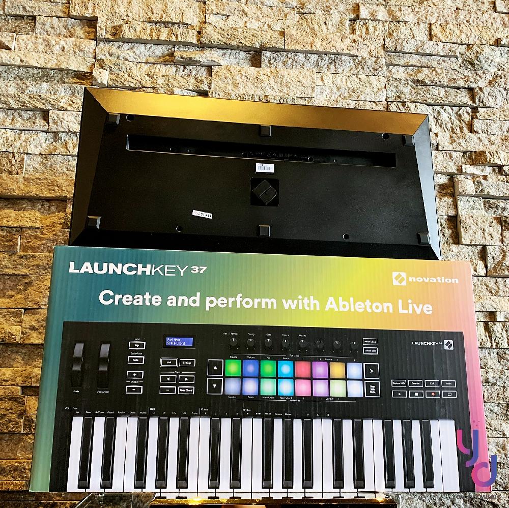 分期免運 贈音源軟體 Novation Launchkey 37 MK3 MKIII 主控 midi 鍵盤 公司貨 編曲