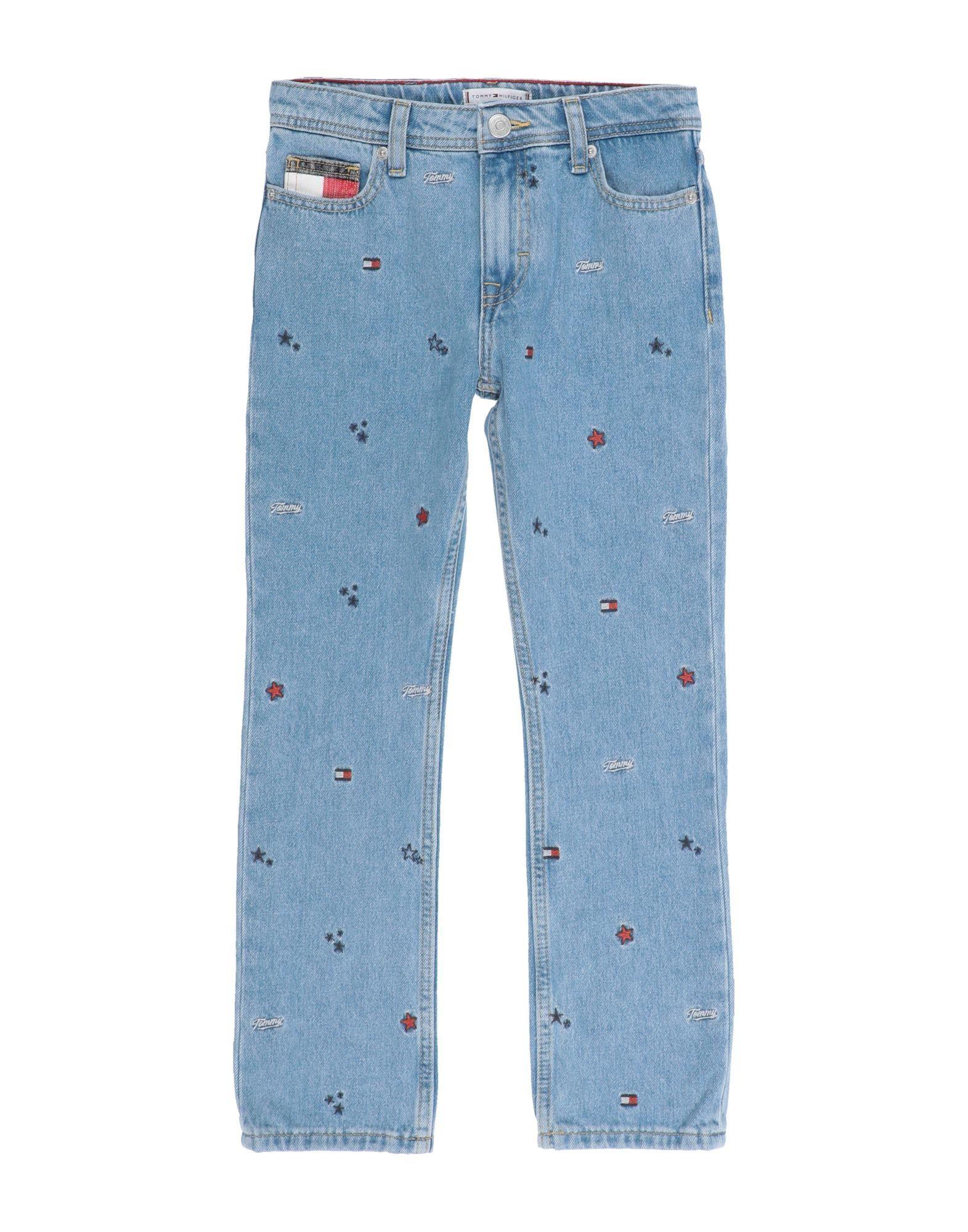 TOMMY HILFIGER Denim pants - Item 42817697
