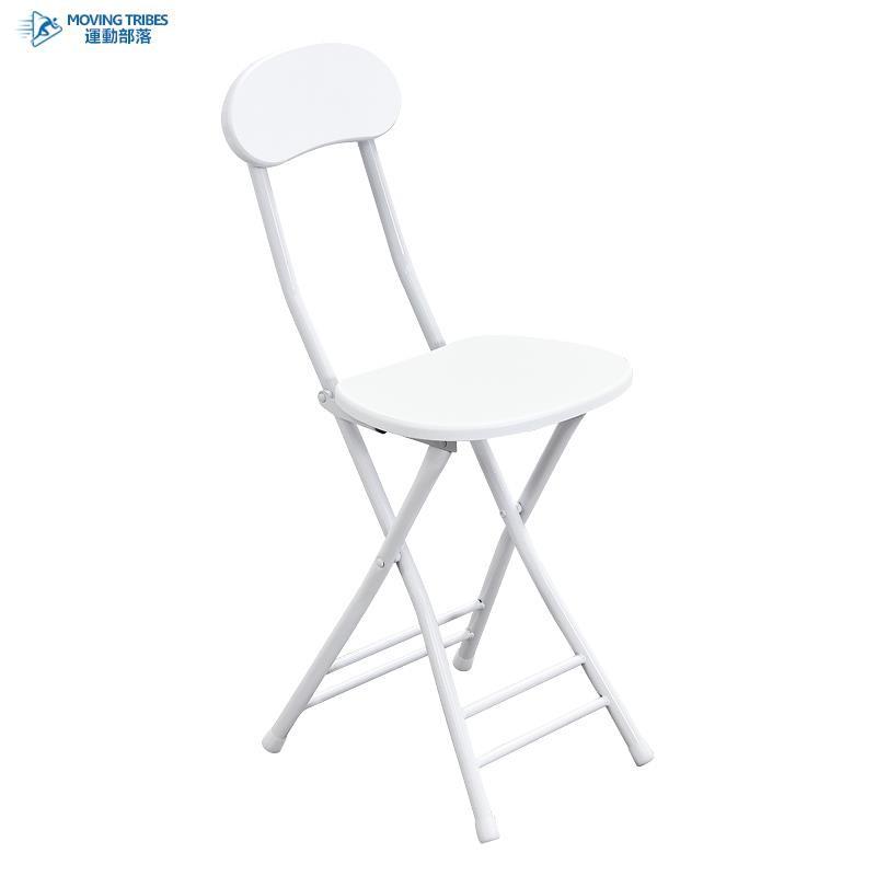 折疊椅子便攜小凳子折疊凳成人板凳家用省空間靠背椅餐椅戶外折椅