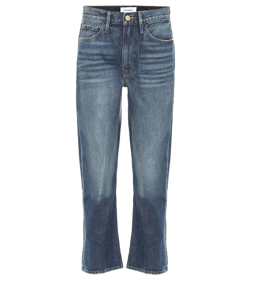 Piper cropped pencil jeans