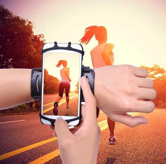 臂包 運動手機臂套手腕手機包跑步男女通用健身騎行手腕帶蘋果華為 - 全館85折鉅惠~滿299免運 秋冬特惠上新~