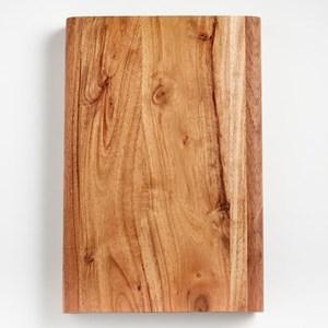 Crate&Barrel Byhring 長方木質餐板