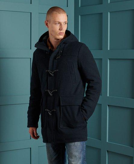 Superdry Foundation Wool Duffle Coat
