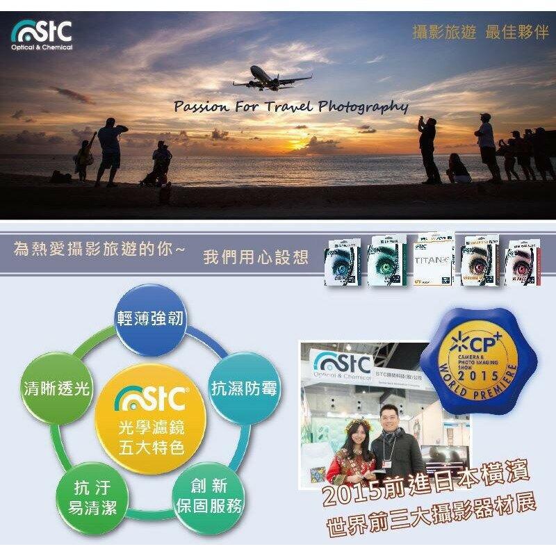 【eYe攝影】 STC Ultra Layer Varable ND16-409 Filter 58mm可調式 減光鏡