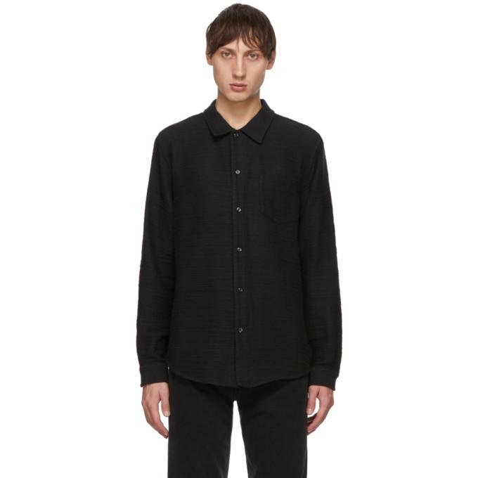 Sefr 黑色 Leo 衬衫