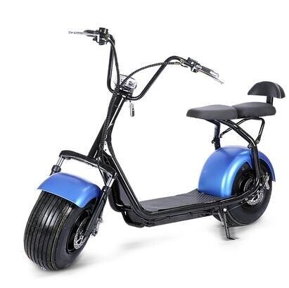 電單車 艾跑哈雷電動車雙人鋰電成人滑板代步男女性踏板電瓶車寬胎摩托車 MKS 秋冬新品特惠