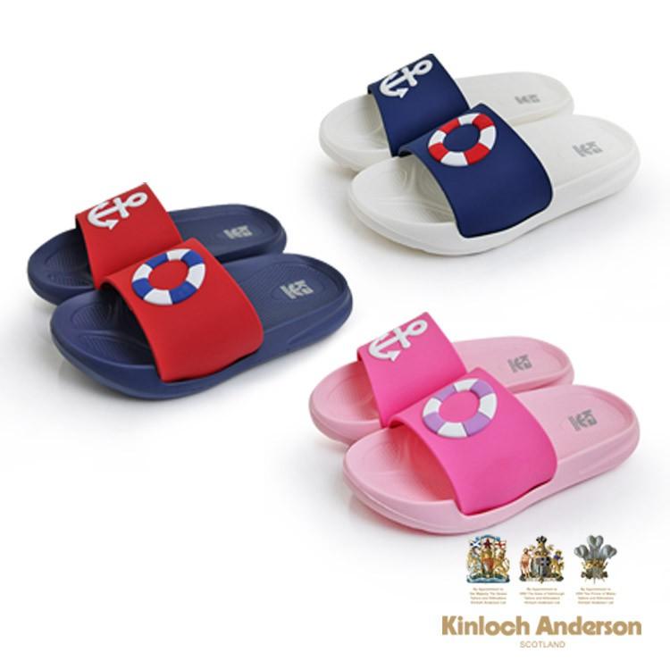 Kinloch Anderson金安德森海洋風休閒拖鞋 - 3色