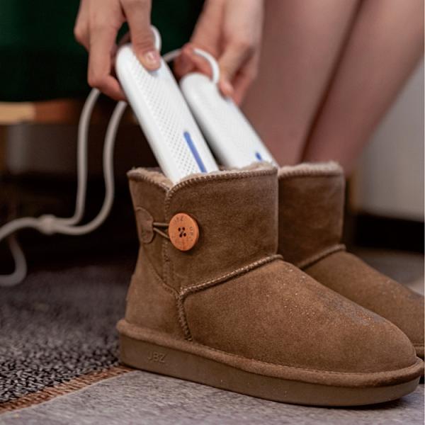 智慧定時烘鞋器 除臭殺菌家用宿舍學生幹鞋器烘幹機烤鞋暖鞋神器 【母親節禮物】
