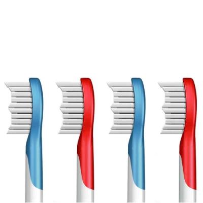 【2卡8入】副廠牙刷頭 HX6042 HX6044(相容飛利浦 PHILIPS 電動牙刷)