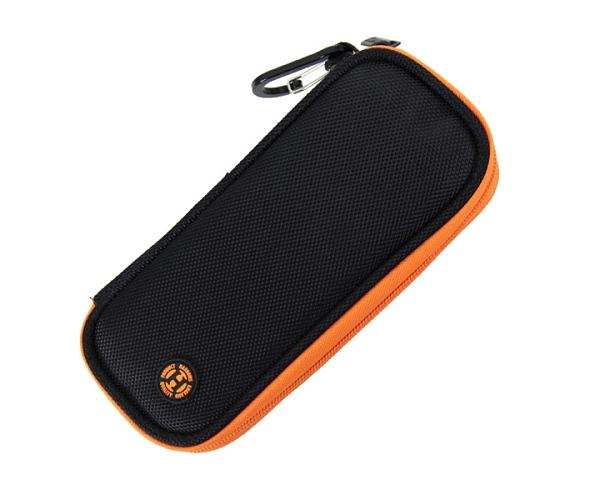 【Harrows】Z200 Wallet Black/Orange 鏢盒/鏢袋 DARTS
