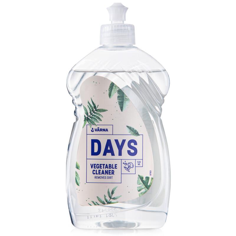 varna瓦娜丹麥進口奶瓶蔬果清潔精 days系列(500ml)