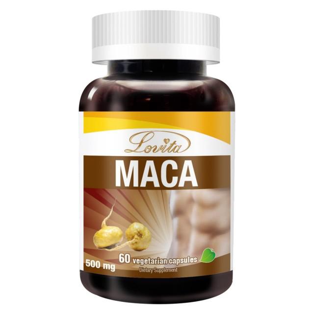 [Lovita 愛維他] 瑪卡素食膠囊1500mg (60錠/罐) (全素)