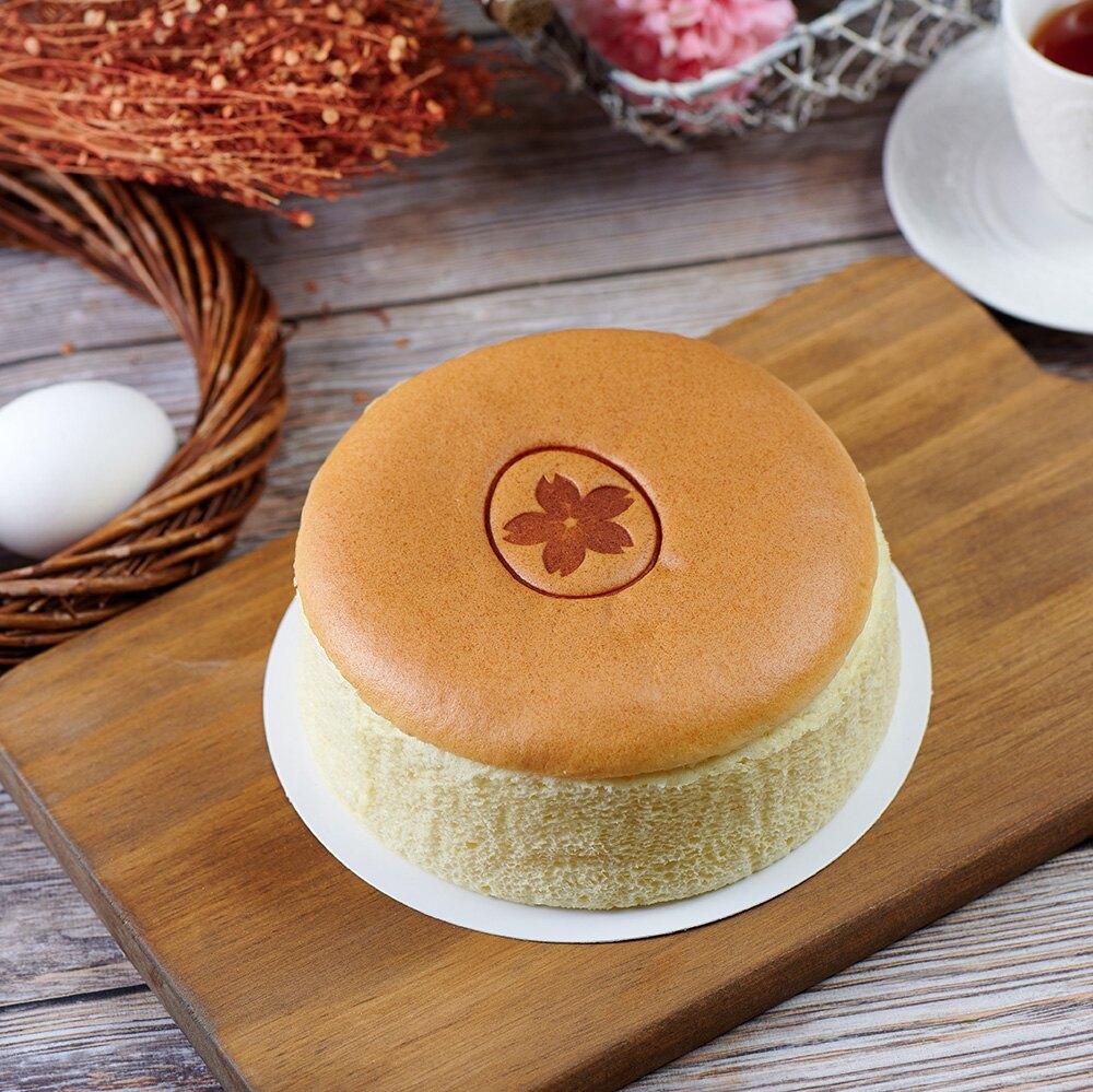 幸福屋-日式輕乳酪蛋糕  雲朵原味  6吋 伴手禮~彌月蛋糕~團購美食