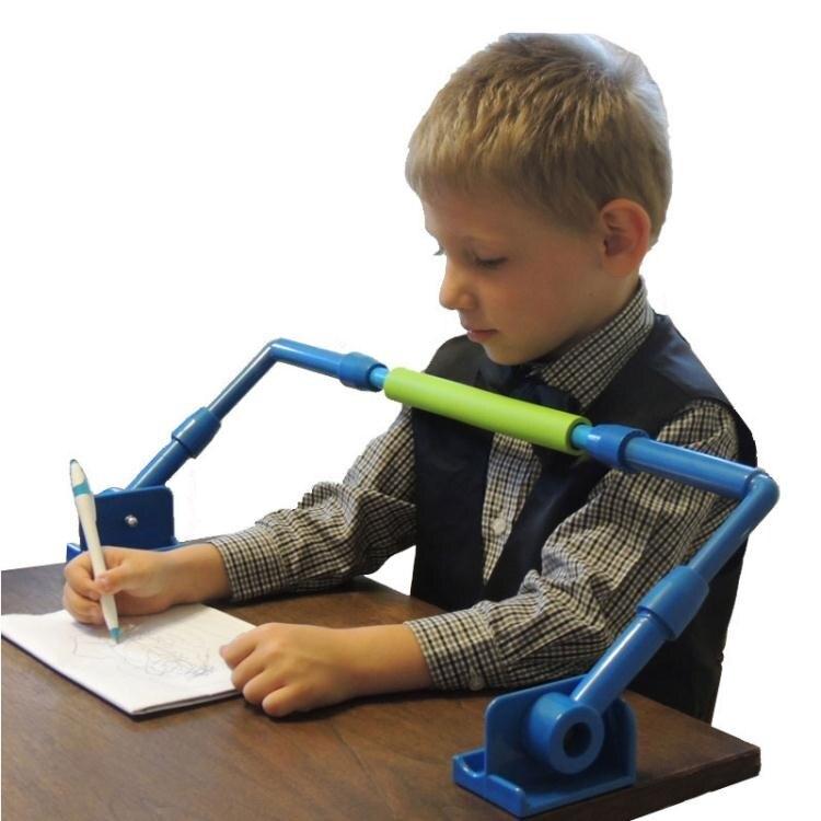 器視力保護器提醒小學生坐姿儀兒童寫字姿勢預防支架 兒童節新品