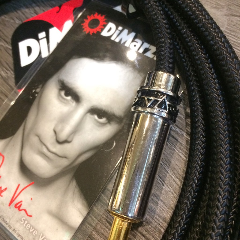 Dimarzio EP1710 SV Steve Vai 紀念款 美國製 導線 S頭 公司貨 【宛伶樂器】