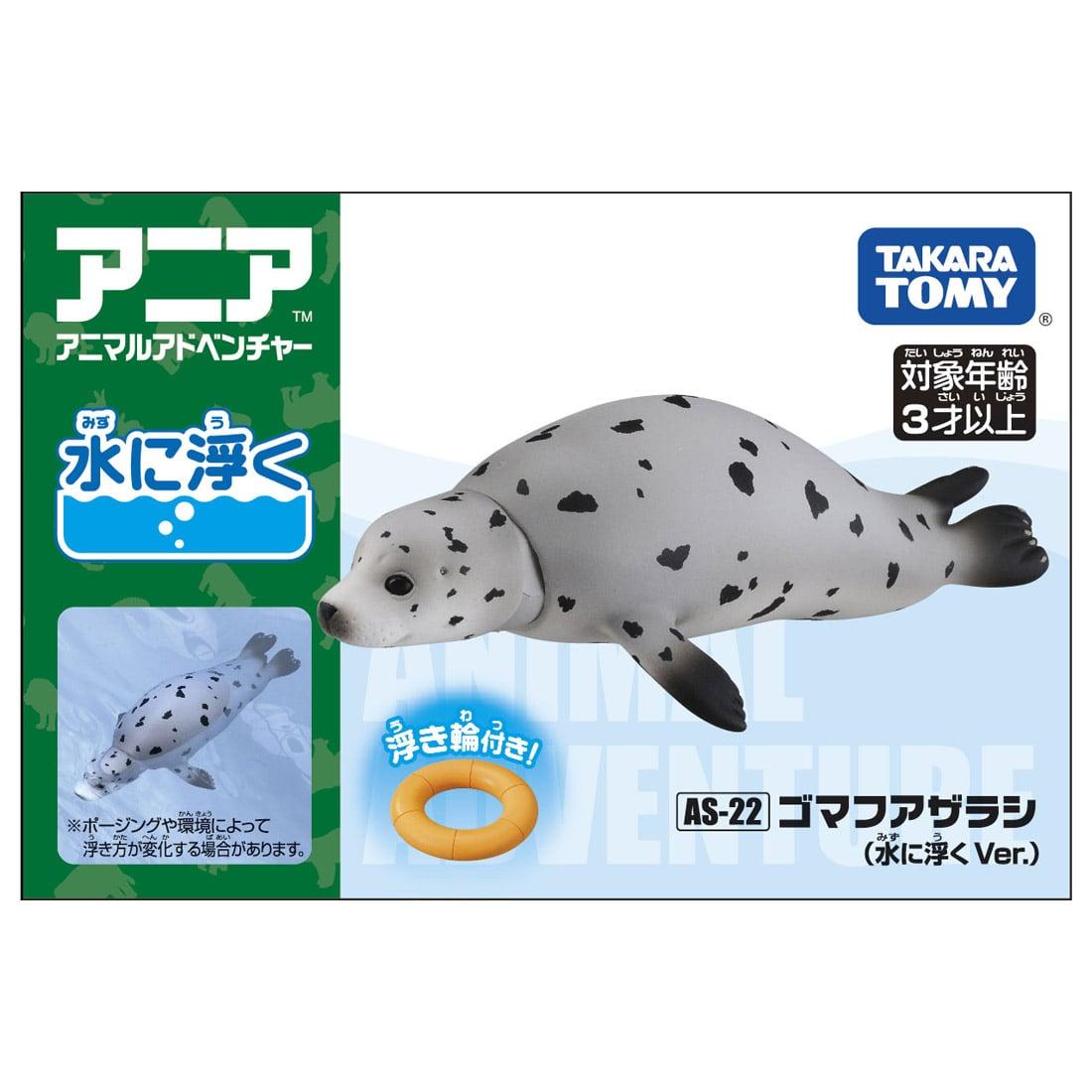 《TAKARA TOMY》多美動物ANIA AS-22海豹(漂浮版) 東喬精品百貨