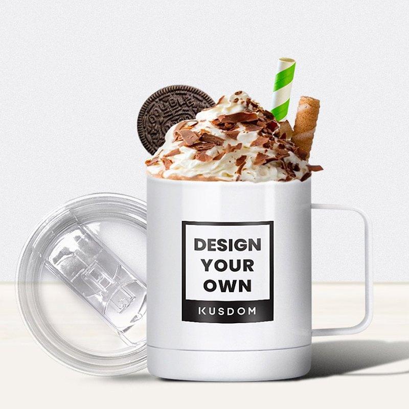 【客製化禮物】不鏽鋼馬克杯(300ml) │茶/禮物/飲料杯/咖啡杯