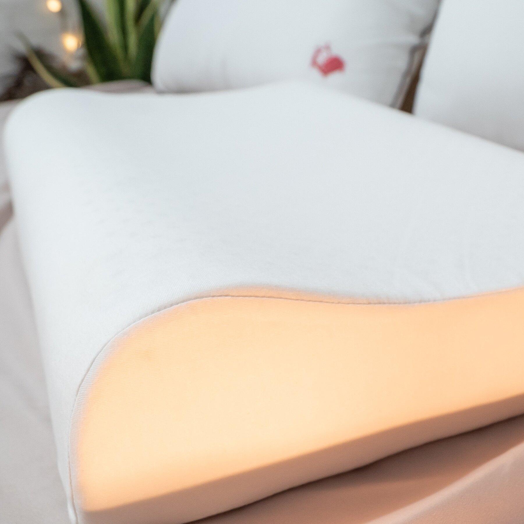 蜂巢工學乳膠枕 60cm X 40cm X 12cm 【透氣性好、支撐性佳、人體工學曲線】台灣製
