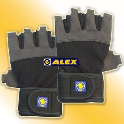 ALEX A-36 選手級重量訓練手套(雙)M/L