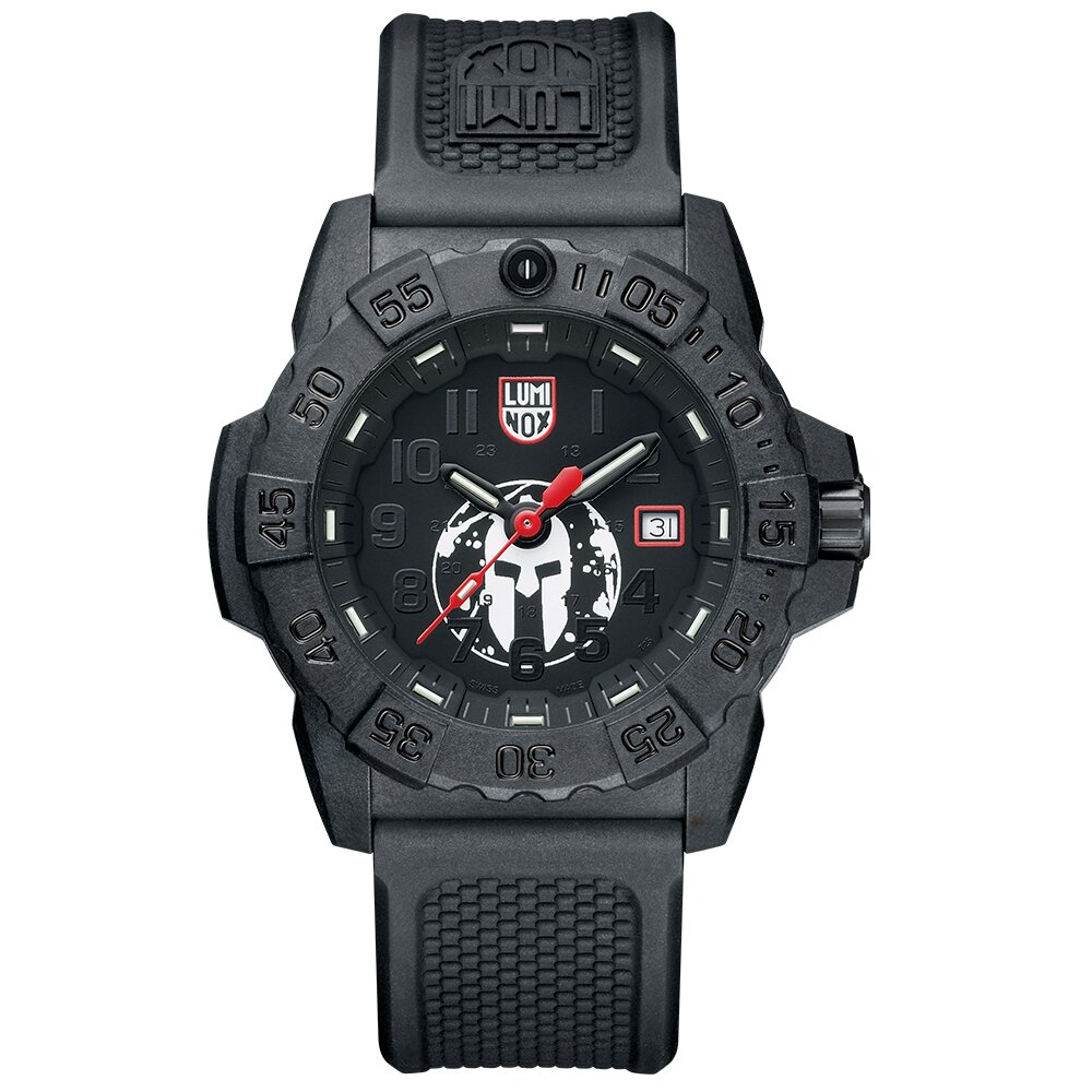 LUMINOX 雷明時 斯巴達聯名紀念錶 /45mm