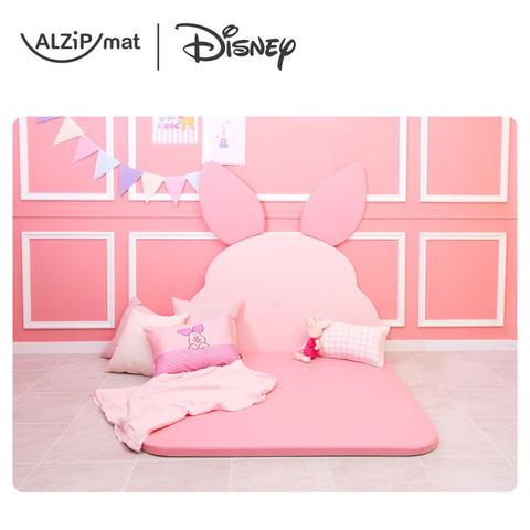 ALZiPmat & DISNEY 迪士尼 輕傢俬系列 摺疊地墊-小豬