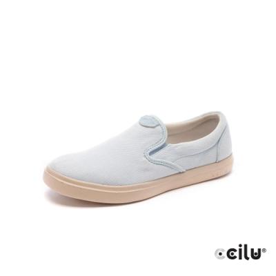 CCILU再生咖啡渣超輕量休閒鞋-女款-302422216天空藍
