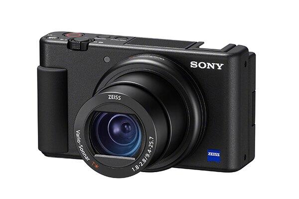 128G超值組 SONY Digital camera ZV-1 zv1 公司貨 送128G卡+原廠電池+專用座充+清潔組+螢幕貼+讀卡機+小腳架【24H快速出貨】  戶外推薦3C