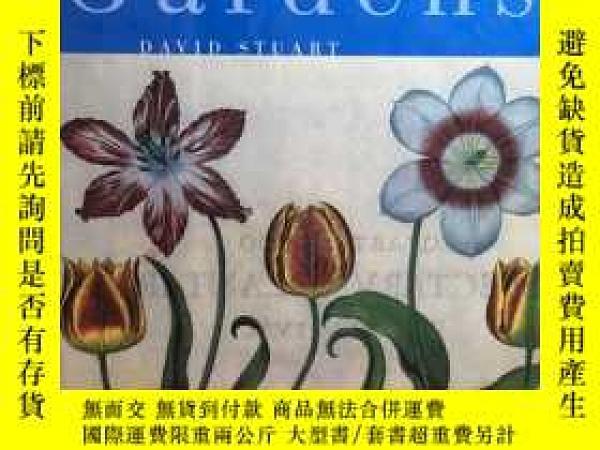 二手書博民逛書店英文原版:The罕見plants that shaped our gardensY318641 David S