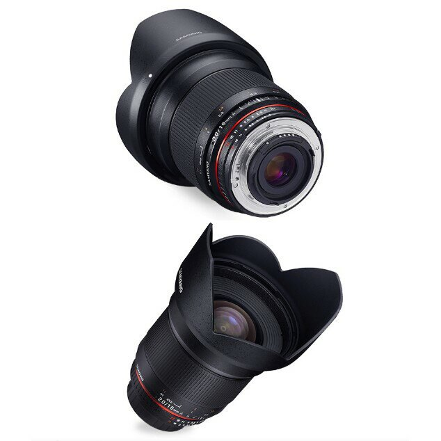 【eYe攝影】Samyang 16mm f/2.0 ED AS UMC CS 超廣角 for Canon EOS